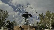 Иван Саввиди не смог получить полный контроль над колесом обозрения в Ростове
