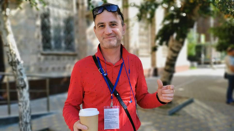 В Ростове задержан журналист Игорь Хорошилов – Коммерсантъ Ростов-на-Дону