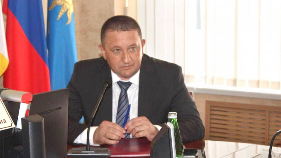 И.о. главы администрации Кисловодска Вячеслав Сергиенко