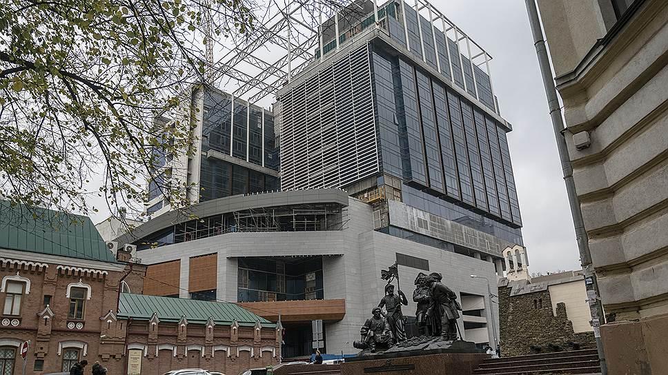 Как «Агроком» вошел в проект строительства Hyatt Regency Rostov Don-Plaza