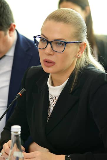 Ирина Теларова, директор департамента потребительского рынка Ростовской области