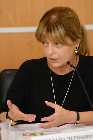 Светлана Чернышова, председатель НП «Общественный совет по проблеме подросткового курения»