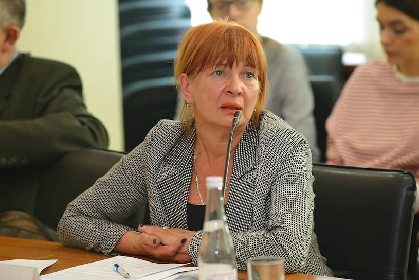 Вера Горбунева, генеральный директор ЭУ «ДОНЭКСПЕРТИЗА»