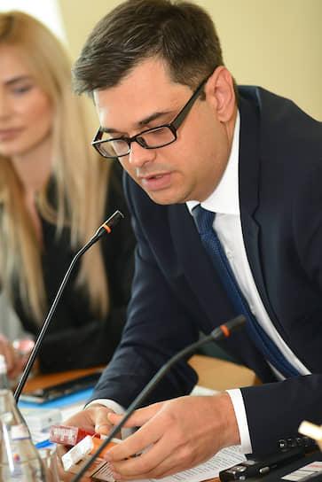 Евгений Грицун, руководитель отдела конференций «Коммерсантъ-Юг России»