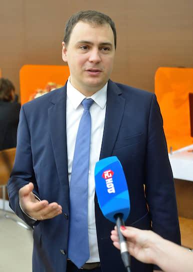 Статс-секретарь — заместитель министра экономического развития России Савва Шипов