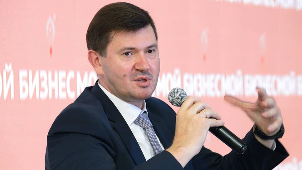Министр экономического развития РО Максим Папушенко