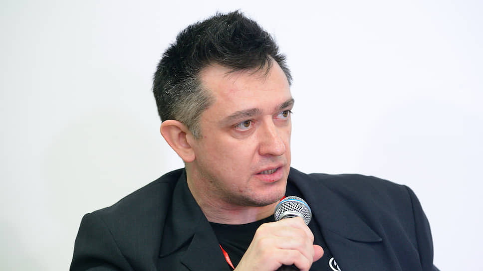 Редактор журнала «Коммерсантъ. Деньги», модератор дискуссии Михаил Малыхин