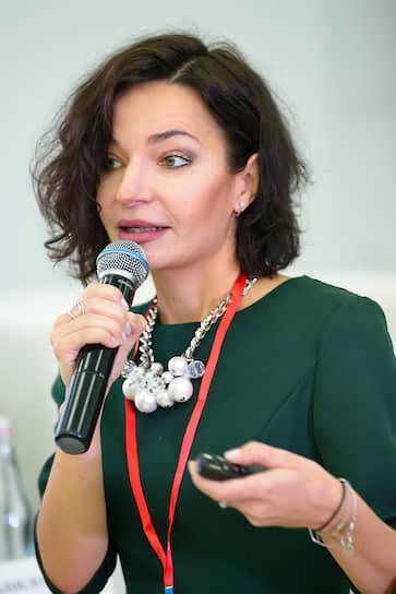 Директор направления digital-маркетинга AP Home Оксана Денисова
