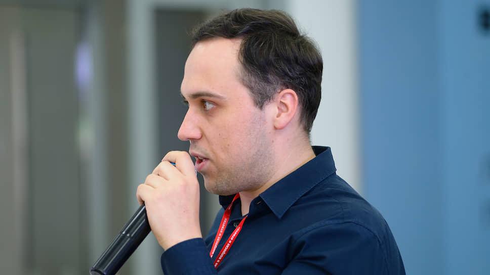 Коммерческий директор сети кафе-мороженых Gelateria Plombir Михаил Манаков (Санкт-Петербург)