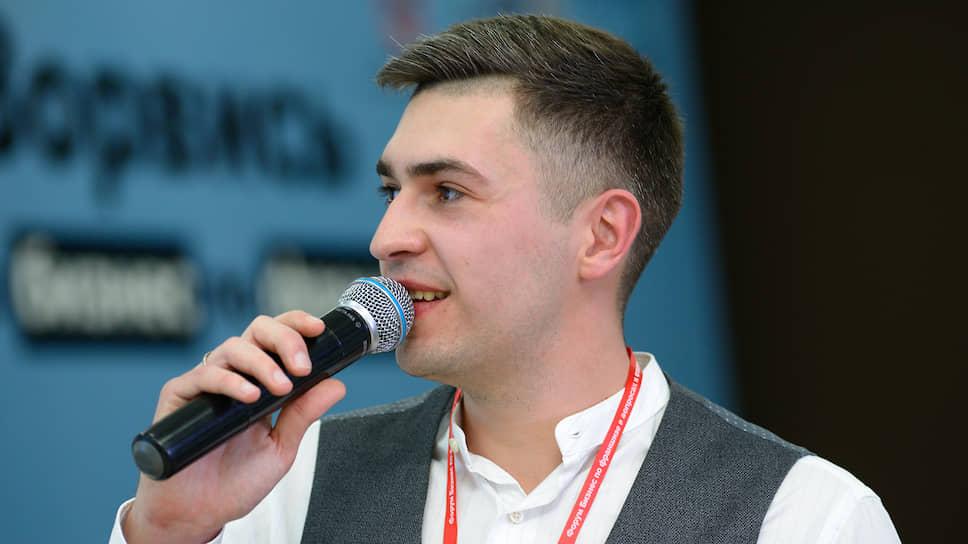 Директор по развитию сети детских центров «Школа Бенуа» Сергей Землянов(Санкт-Петербург)