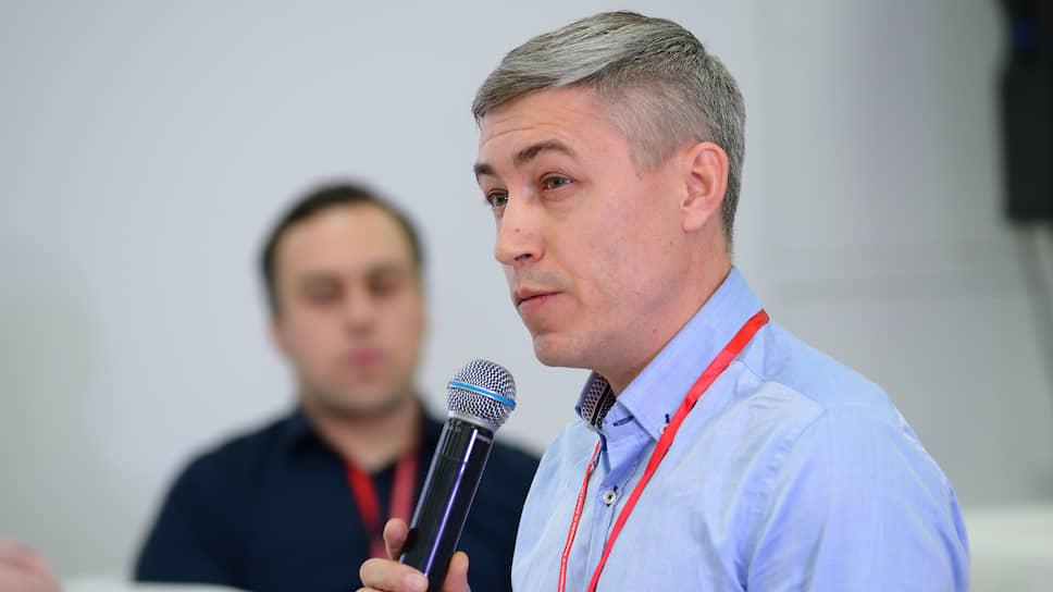Управляющий партнер компании «Марвелоус аква» Максим Марвелоус (Челябинск)