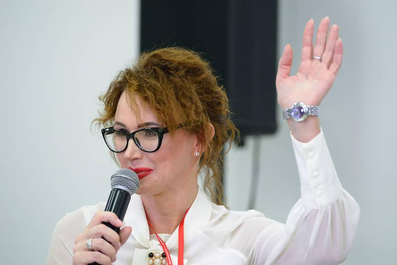 Руководитель комитета по развитию женского предпринимательства РОО «ОПОРА России» Светлана Старостина
