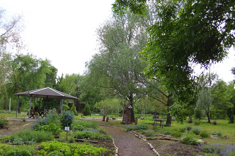 Ботанический сад Южного федерального университета