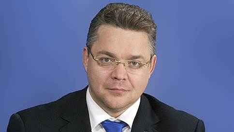 Выбор губернатора Ставропольского края Владимира Владимирова