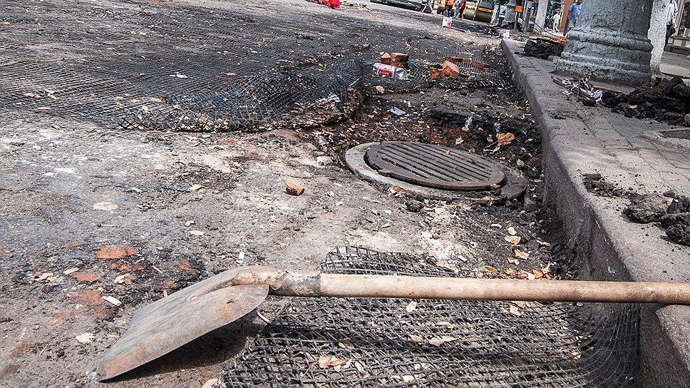 Самаре не хватает денег на ремонт дорог, которые изношены на 80%