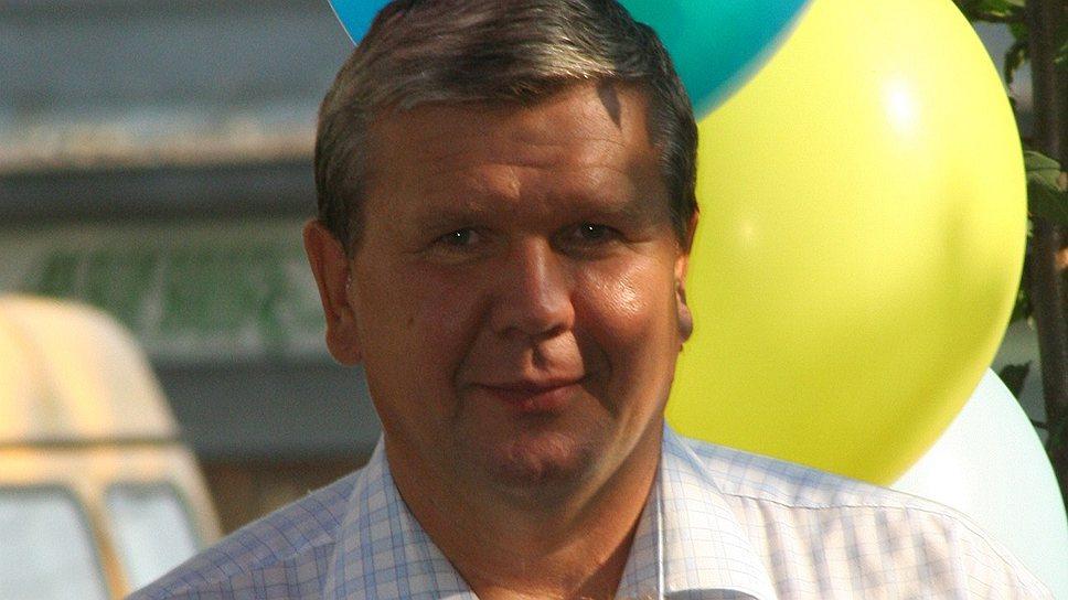 Видный предприниматель Сергей Герасимов уже много раз пытался стать «большим политиком», но всякий раз неудачно