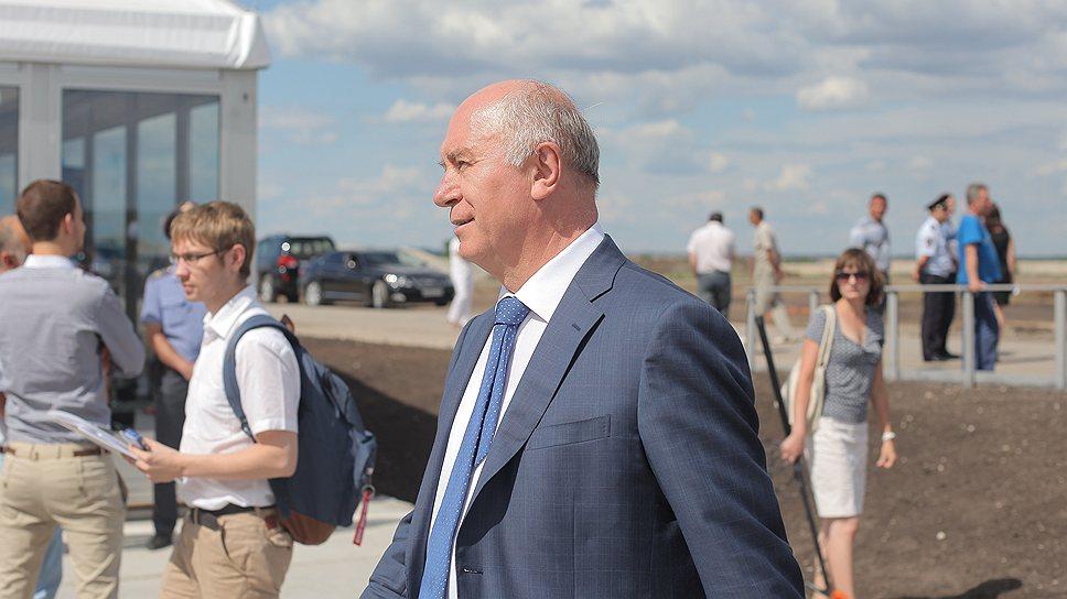 Инициатива  Николая Меркушкина не понравилась чиновникам антимонопольного ведомства