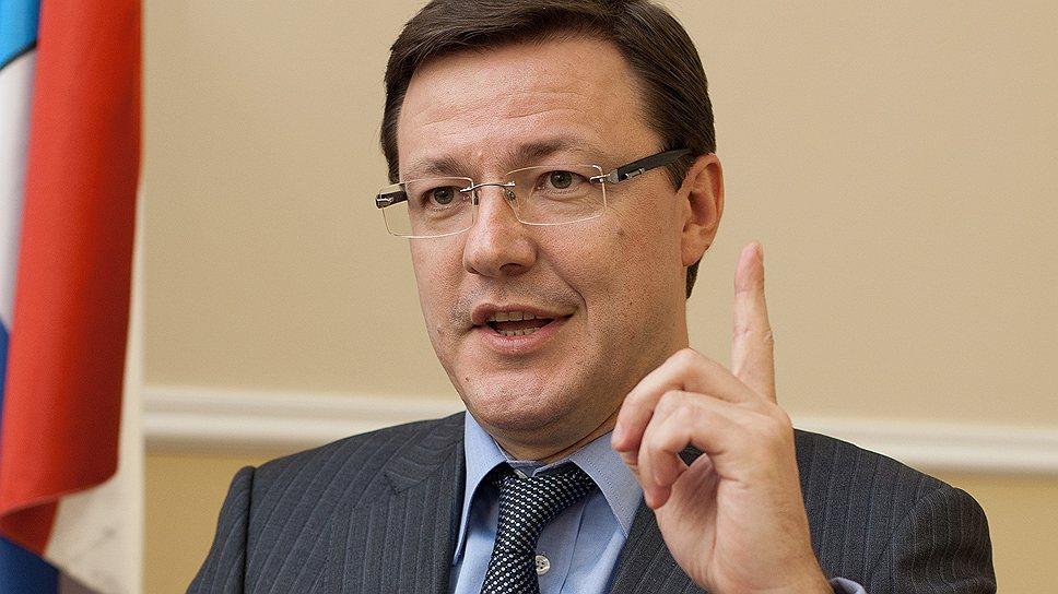 Вполне возможно, что готовить мэра Самары Дмитрия Азарова  к выборам 2015 года будут специалисты департамента административной реформы