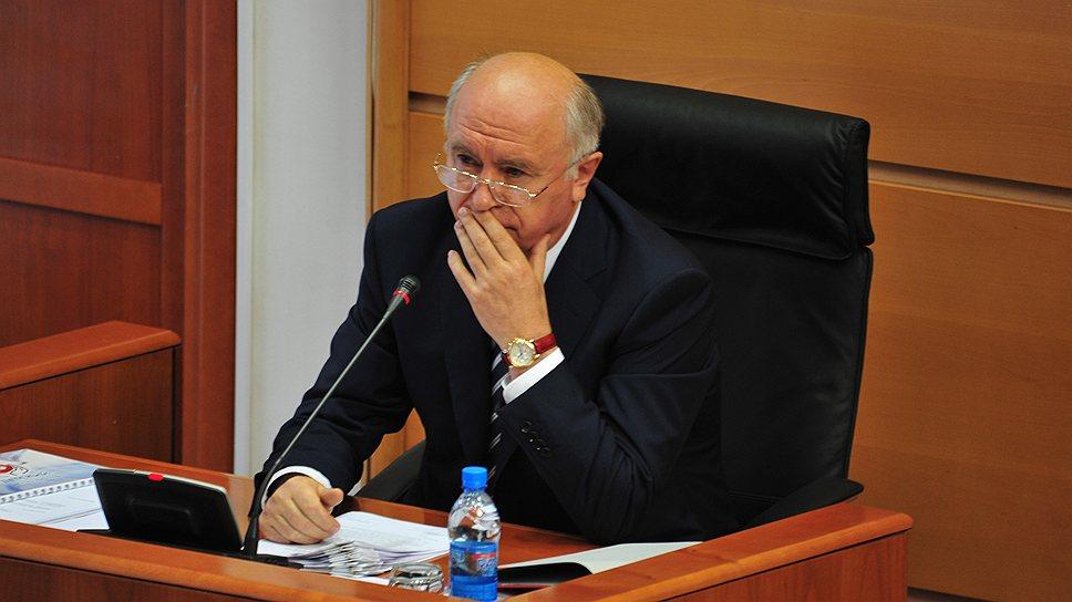 Губернатор ставит тройку / В правительстве Самарской области появится еще один вице-губернатор