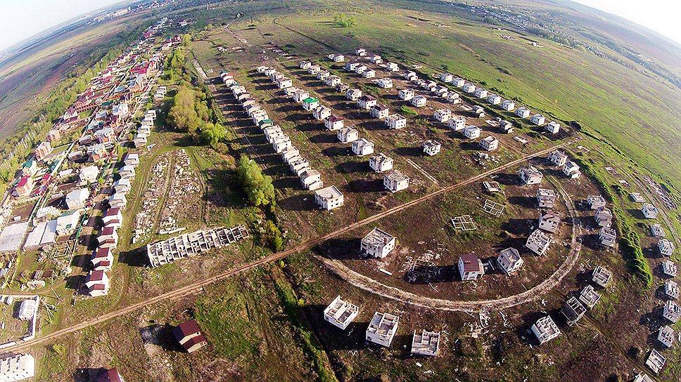 В «Дубраве» вырастет «Новый город» / Коттеджному поселку подобрали нового застройщика
