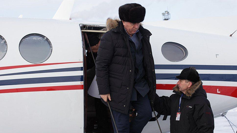 «Эйр Самара» идет навзлет / Самарская авиакомпания намерена участвовать впрограмме региональных перевозок