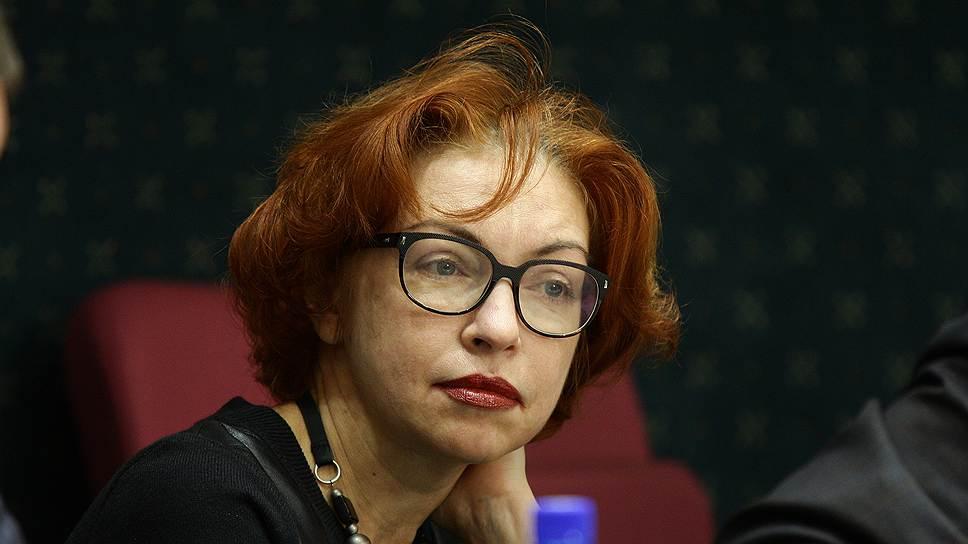 Ирина Скупова утверждает,  что натретий срок непретендует