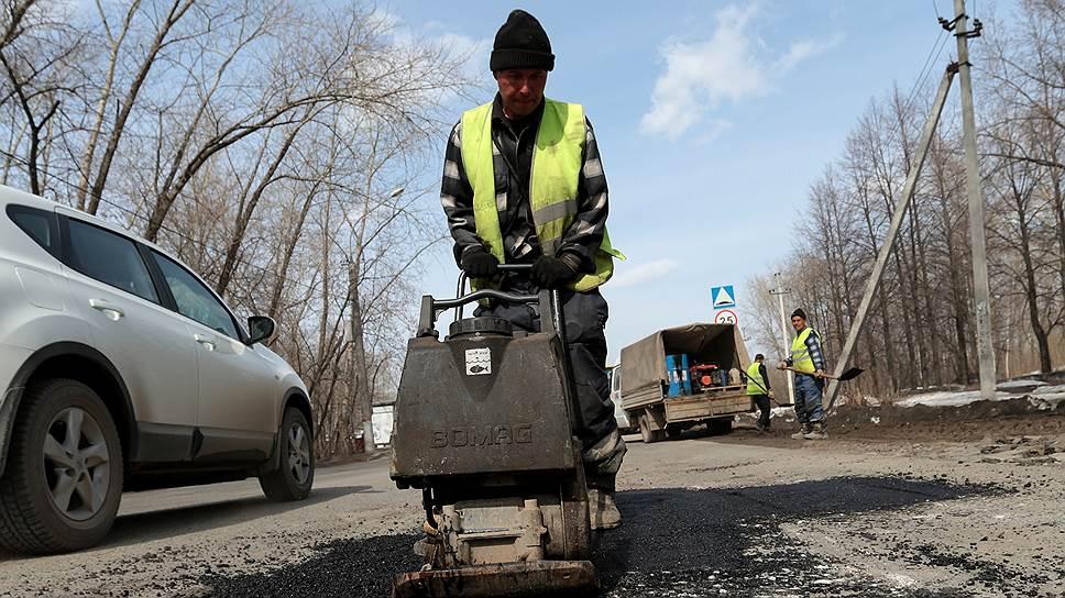 Почти половина средств областного дорожного фонда в2015году уйдет наремонт иреконструкцию дорог Самары