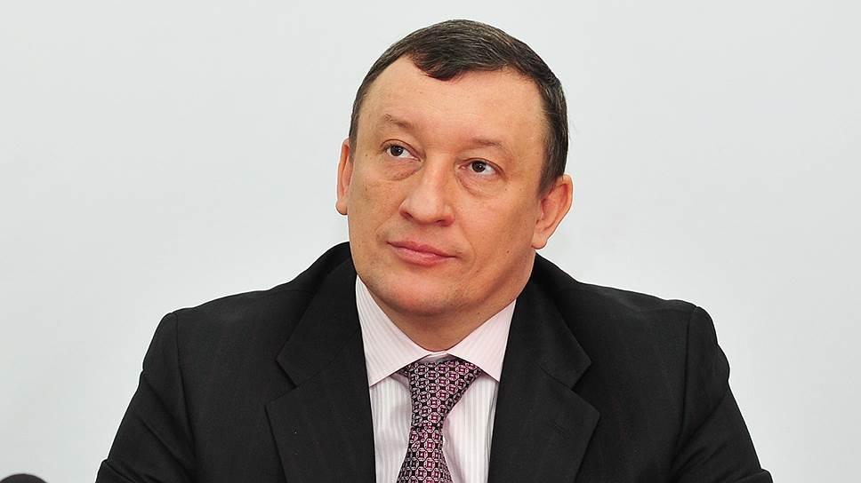 Спикер городской думы Александр Фетисов может стать новым главой Самары до конца ноября