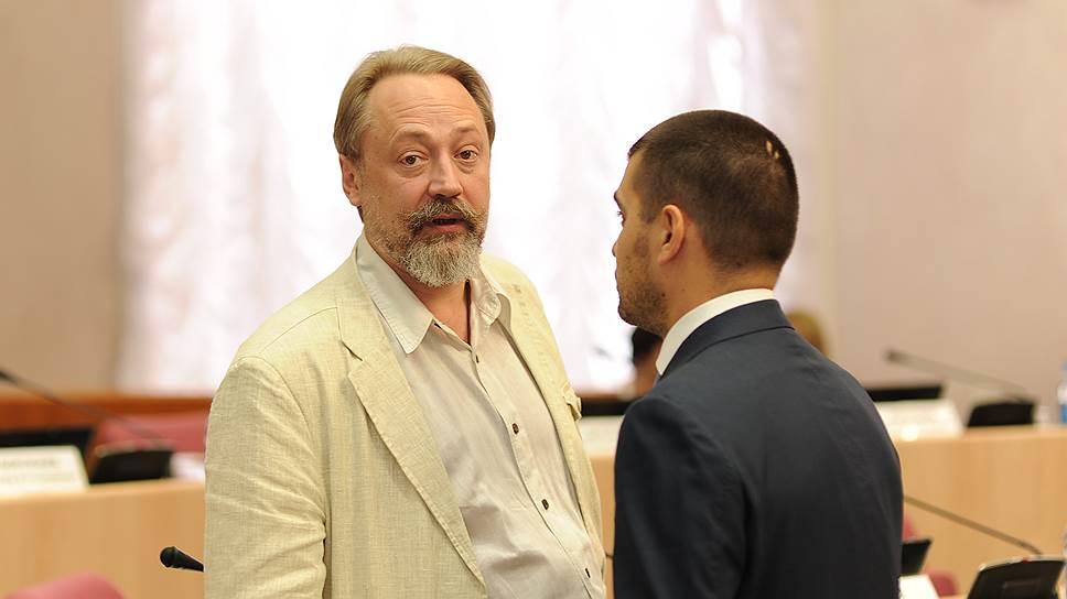 Мракобесие направили вГенпрокуратуру / Самарский депутат Дмитрий Сивиркин обиделся наколлегу изГосдумы
