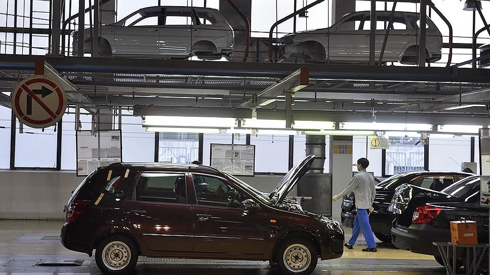 АвтоВАЗ поехал вОАТ / Тольяттинский автопроизводитель может приобрести часть бизнеса группы