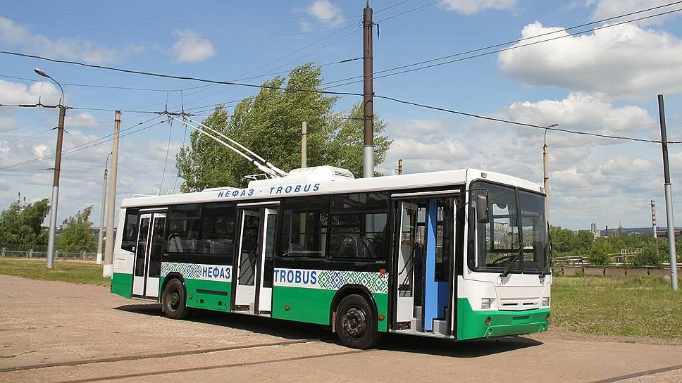 Мэрия Самары планирует закупить 26троллейбусов, которые будут ходить поновым линиям вКуйбышевском районе