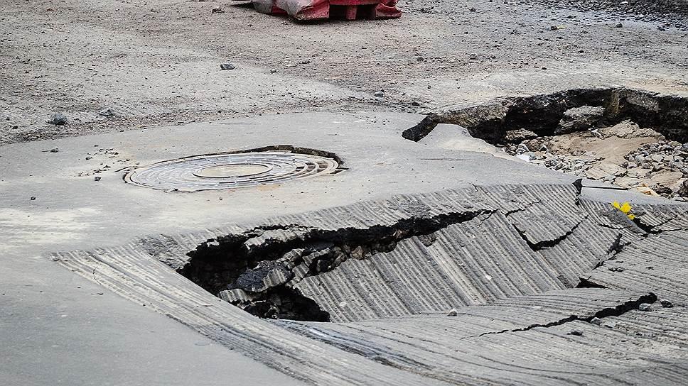 Ремонт самарских дорог, которые находятся не в лучшем состоянии, власти оценили в 5 млрд рублей