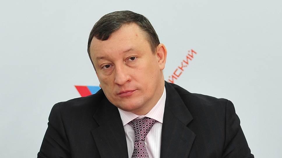 Секретарь регполитсовета «Единой России» Александр Фетисов, складывая полномочия, сохраняет влияние