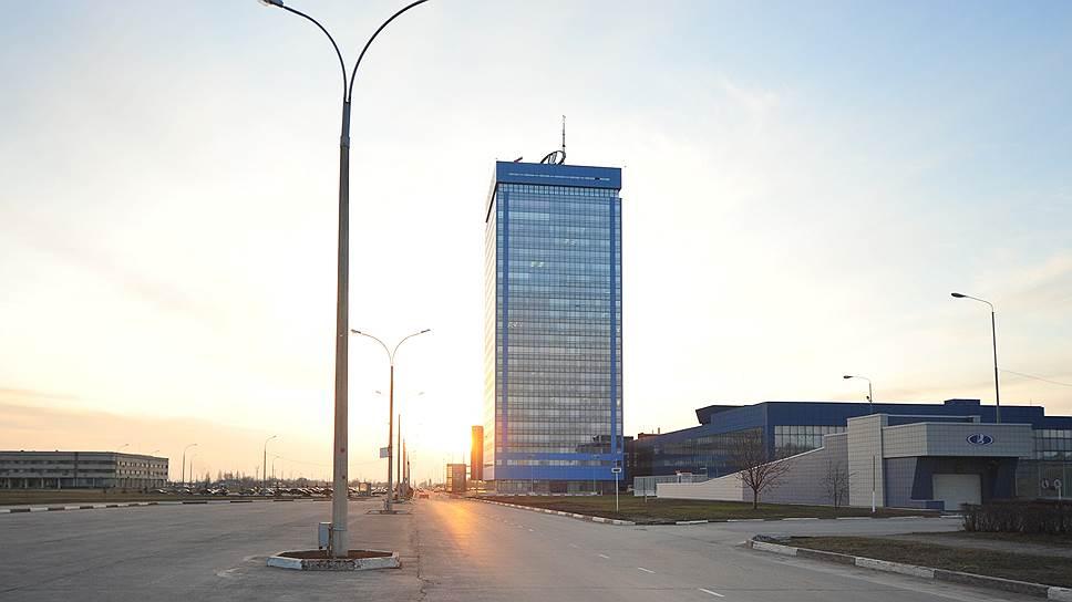 Никола Мор надеется наВАЗ / Президент компании рассчитывает наприбыль в2017году