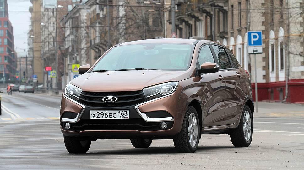 АвтоВАЗ обновится довосьмерки / В течение девяти лет тольяттинский завод намерен выпустить восемь новых моделей