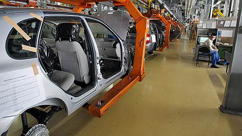 «Кристу» толкают к банкротству  / В отношении производителя пластмассовых изделий для АвтоВАЗа подан иск о несостоятельности