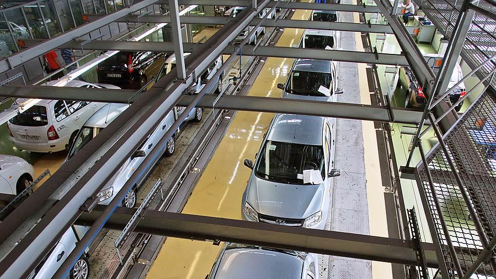 Почему численность персонала АвтоВАЗа может сократиться