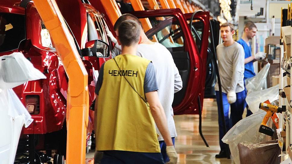 За два года численность персонала наАвтоВАЗе может сократиться на8тыс. человек