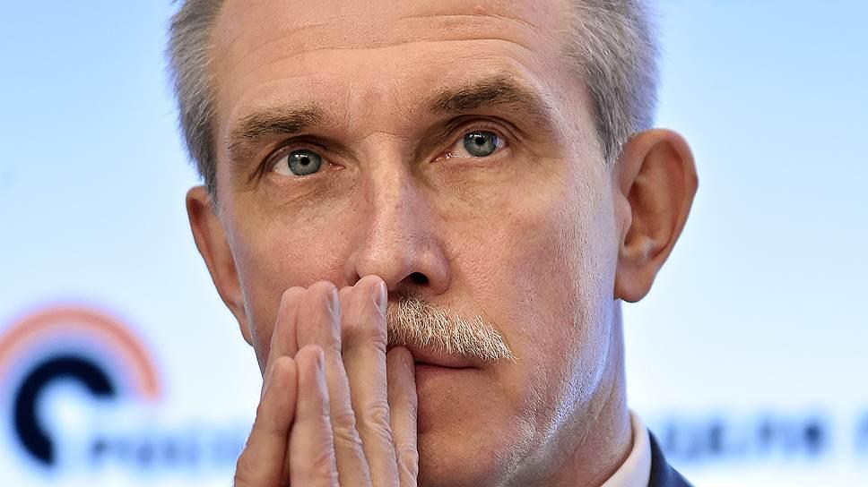 Губернатор Сергей Морозов надеется, что его предложение распространить сколковские льготы навсе инновационные технопарки всеже будет принято
