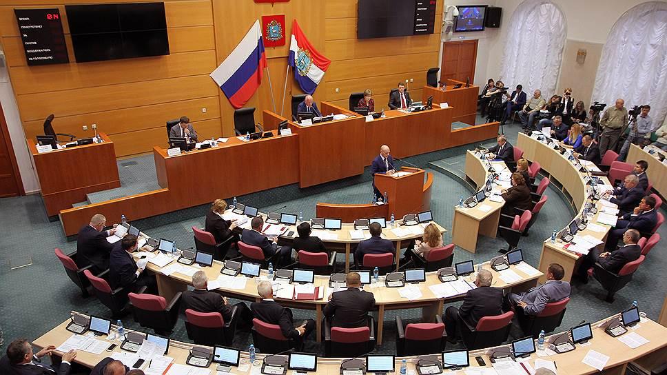 Самарские депутаты хотят сами решать, когда и где продавать алкоголь