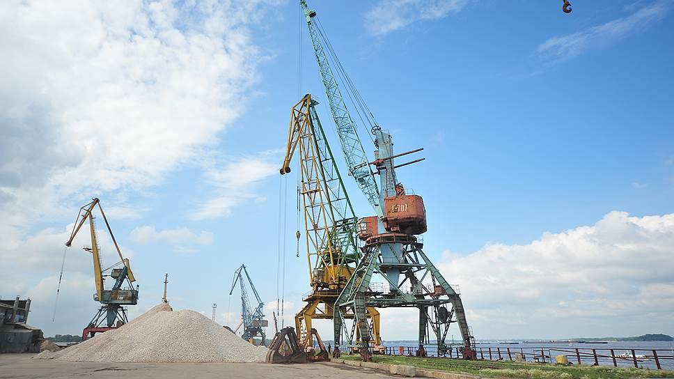 По оценке Счетной палаты, продажа песка поцене ниже рыночной принесла самарскому речпорту до 70млн руб. убытков