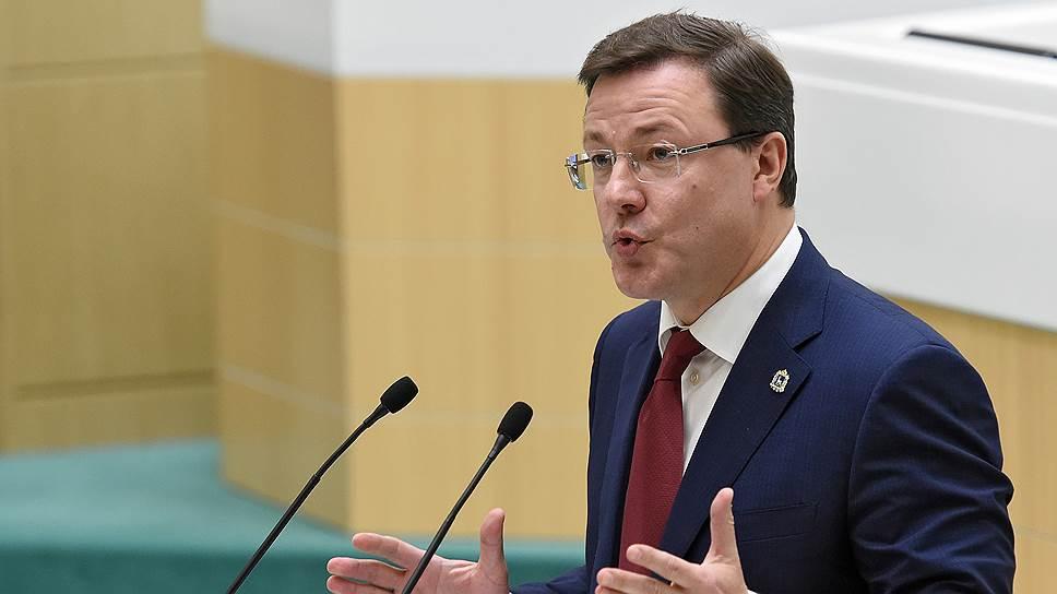 Губернатор Дмитрий Азаров амнистировал один изкрупнейших агропроектов Самарской области запоследние годы