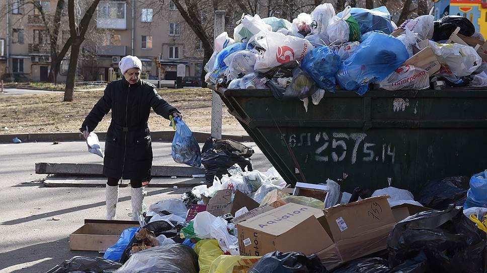 Новый оператор регионального мусорного рынка провалил начало своей работы