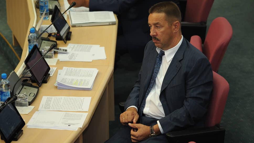 Главного федерального инспектора Самарской области иэкс-депутата Самарской губернской думы Владимира Купцова пытаются признать банкротом