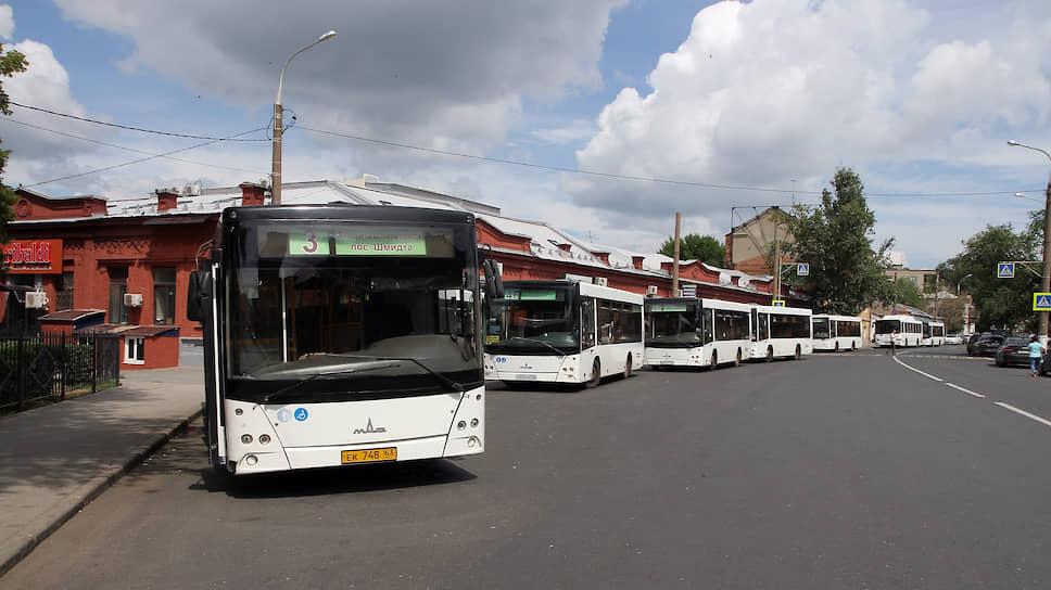 Власти Самары намерены возродить муниципальное автобусное предприятие