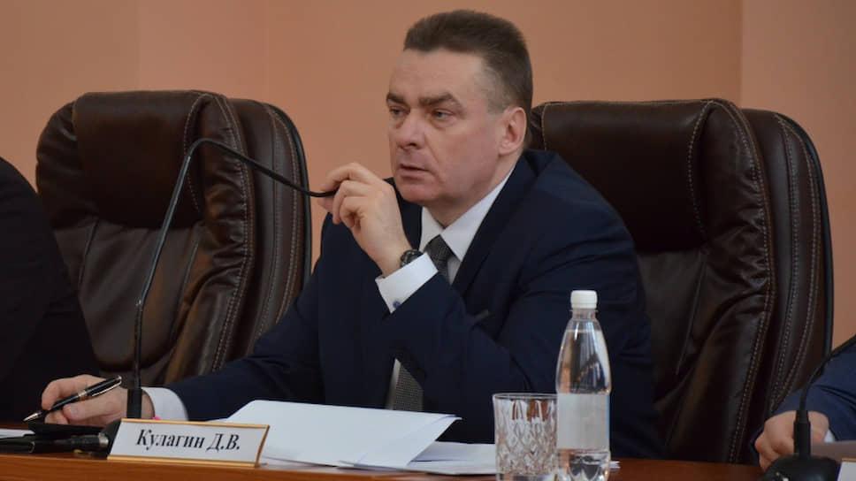 Оренбург возглавит вице-мэр