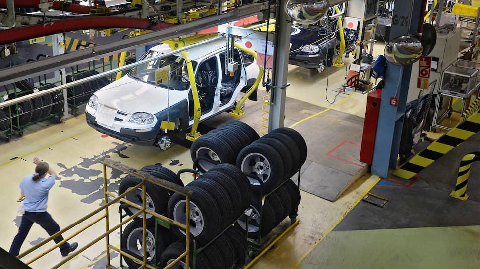 Компания GM покинула российский рынок втом числе из-за проблем сподрядчиком при строительстве нового завода вТольятти