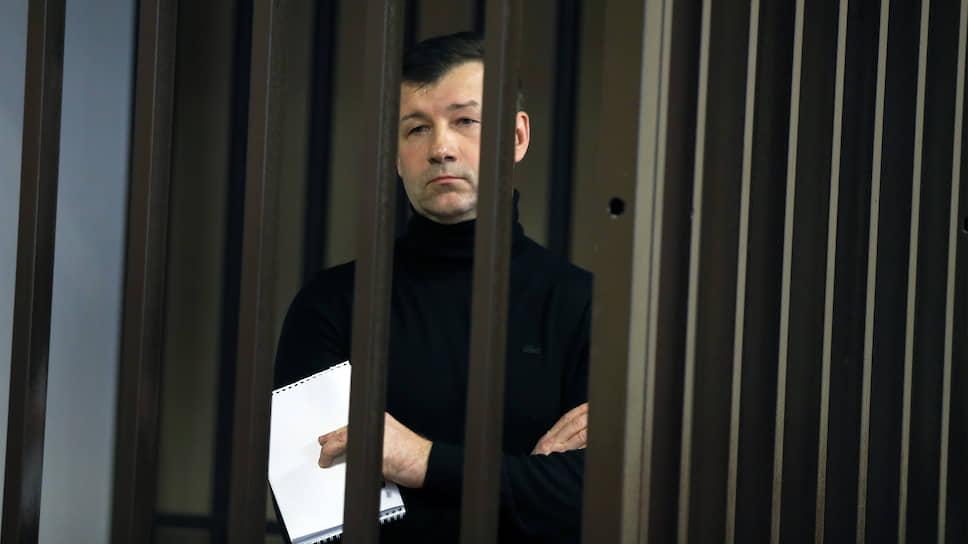 Бывший росгвардеец, признанный виновным вовзяточничестве, получил по«верхней планке»