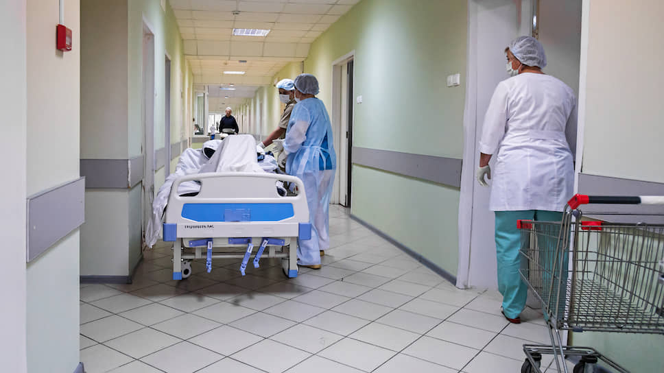В отношении пациента скоронавирусной инфекцией возбуждено уголовное дело