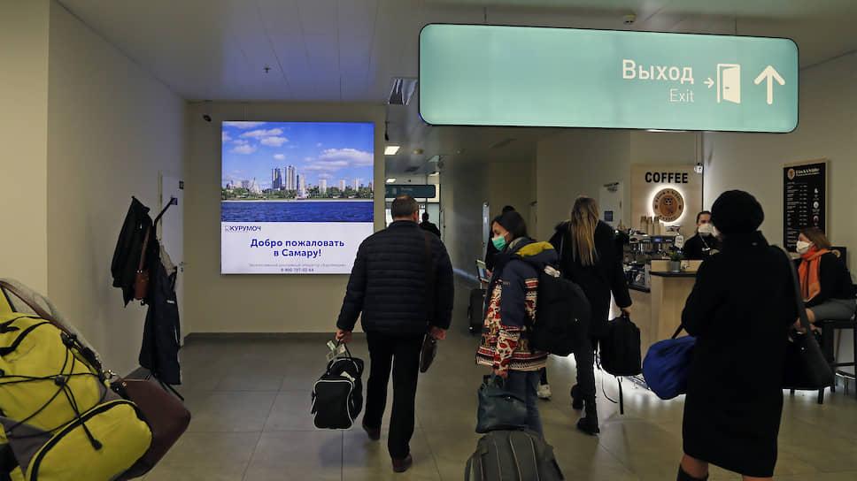 Самарский аэропорт истроительная компания «Компакт» выиграли взаимные иски овыплате неустойки